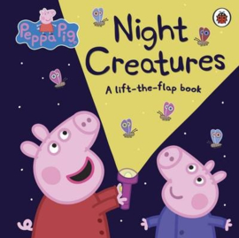 Peppa Pig: Night Creatures (Lift The Flap)