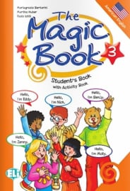 The Magic Book 3 Sb With Activity