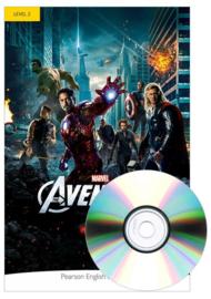 Marvel's The Avengers Book & CD Pack