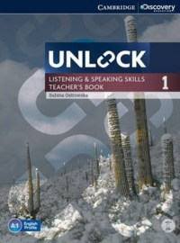 Unlock Level 1 Listening and Speaking Skills Teacher's Book with DVD