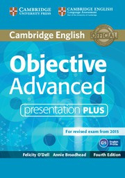 Objective Advanced Fourth edition Presentation Plus DVD-ROM