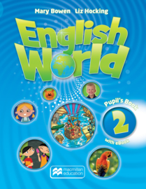English World Level 2 Pupil's Book + eBook Pack