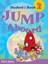 Jump Aboard Level 2 Student's Book