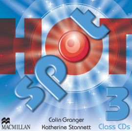 Hot Spot Level 3 Class Audio CD (2)