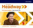 Headway Pre-intermediate Class Audio Cds
