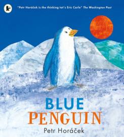 Blue Penguin (Petr Horacek)