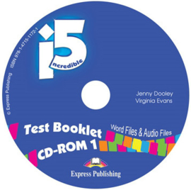 Incredible 5 1 Test Booklet Cd-rom