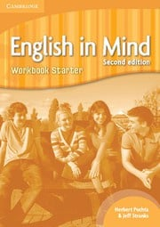 English in Mind Second edition StarterLevel Workbook