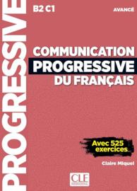 Communication progressive du français - Niveau avancé - Livre + CD - Nouvelle couverture
