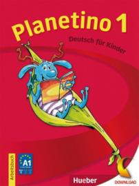 Planetino 1 Werkboek