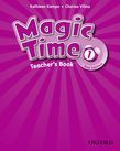 Magic Time Level 1 Teacher's Book