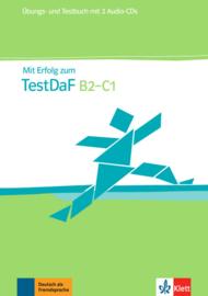 Mit Erfolg zum TestDaF Übungs- und Testbuch + 2 Audio-CDs
