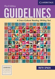 Guidelines Third edition Student's Book