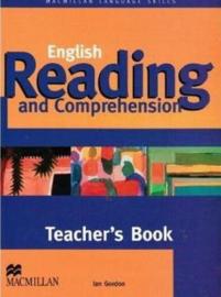 English Reading & Comprehension Level 1-3 Teacher's Book
