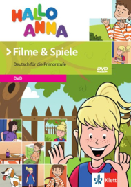 Hallo Anna DVD Filme en Spiele