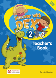 Discover with Dex Level 2 Teacher's Book Pack