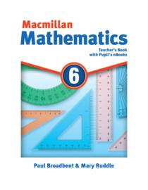 Macmillan Mathematics Level 6 Teacher's Book + eBook Pack