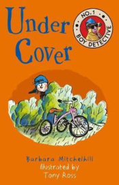 Under Cover (No. 1 Boy Detective) (Barbara Mitchelhill) Paperback / softback