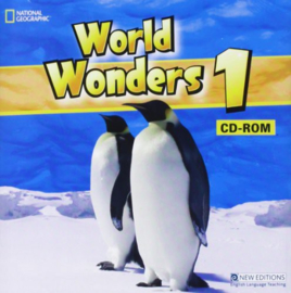 World Wonders 1 Cd-rom (1x)
