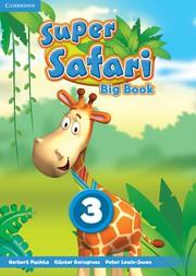 Super Safari British English Level3 Big Book