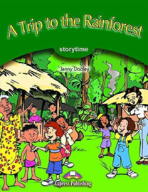 A Trip To The Rainforest Pupil's Book With Cross-platform Application