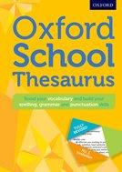 Oxford School Thesaurus HB