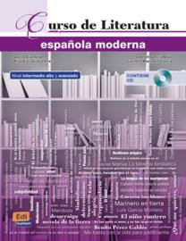 Curso de Literatura española moderna + CD
