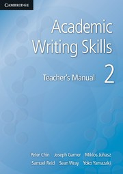 Academic Writing Skills Level 2 Teacher's Manual