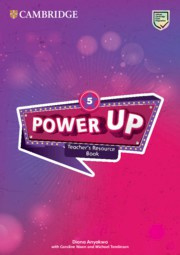 Power Up Level5 Teacher's Resource Book with Online Audio