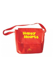 Happy Hearts Starter Teacher's Bag 1  (red) With Multi-rom Pal