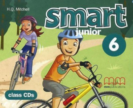 Smart Junior 6 Class Cd