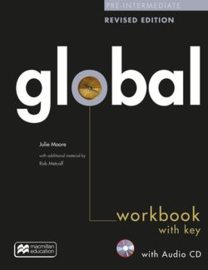 Pre-intermediate Workbook with key + CD Pack