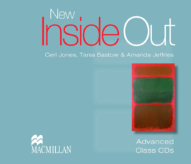 Inside Out New Advanced  Class Audio CDs (3)