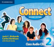 Connect Second edition Level2 Class Audio CDs (2)