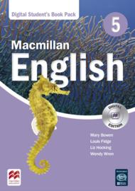 Macmillan English Level 5 Digital Student's Book Pack