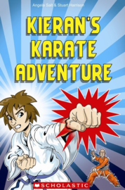 Kieran's Karate Adventure + audio-cd (Level 3)