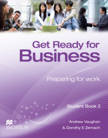 Get Ready for Business Level 2 Student's Book