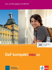 DaF kompakt neu A2 Studentenboek en Übungsbuch met MP3-CD