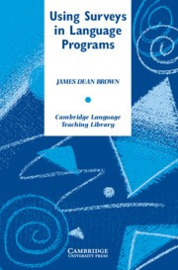Using Surveys in Language Programs Paperback