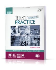 Best Commercial Practice - Teacher's Guide + 2 Class Audio Cds + Cd-rom