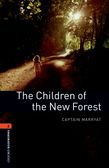 Oxford Bookworms Library Level 2: The Children Of The New Forest Audio Pack