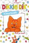 Dikkie Dik - Kleurboek (Jet Boeke)