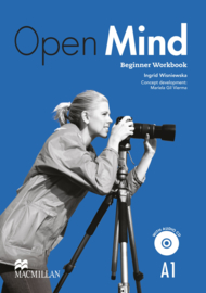 Open Mind Beginner Workbook without Key & CD Pack