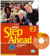 New Step Ahead 2 Student's Book + Cd Rom