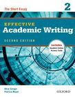 Effective Academic Writing Second Edition 2 Student Book