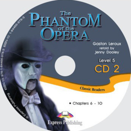 The Phantom Of The Opera Audio Cd 2