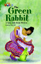 Our World 4 The Green Rabbit Reader