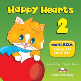 Happy Hearts 2 Multi-rom Pal (international)