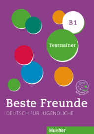 Beste Freunde B1 Testtrainer met Audio-CD