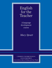 English for the Teacher Paperback
